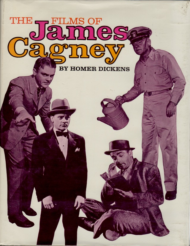 The Hollywood Collection - James cagney - item A4-1-0009a
