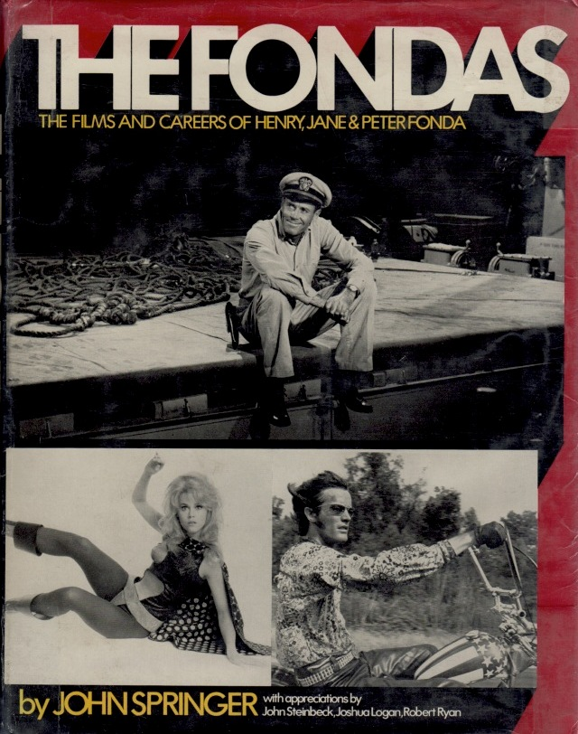 The Hollywood Collection - The Fondas - item A4-1-0013a