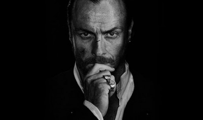 Black Sails - Captain Flint portrayed by Toby Stephens