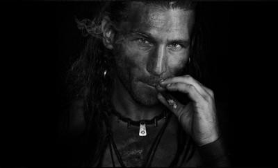 Black Sails - Black Sails - Captain Vane portrayed by Zach McGowan - Image courtesy Starz