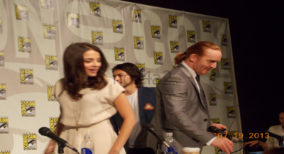 Definace SDCC-2013-Cast after the panel