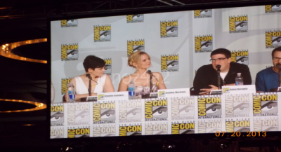 OUAT SDCC 2013-with the producers
