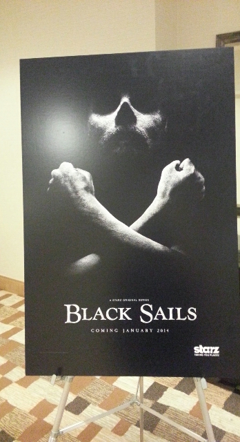 SDCC2013-Black Sails promo poster