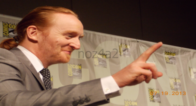Defiance SDCC 2013-Tony Curran