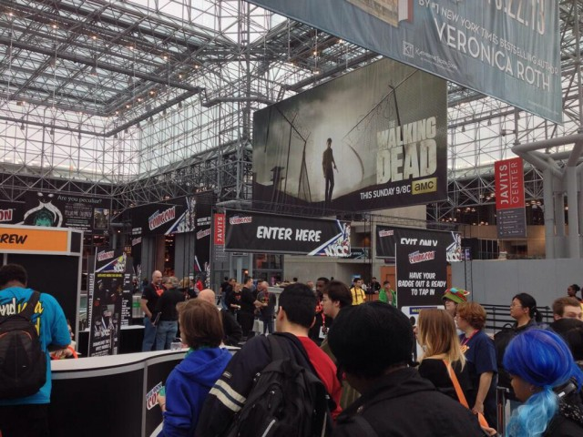 NYCC 2013 1a - It's NYCC!