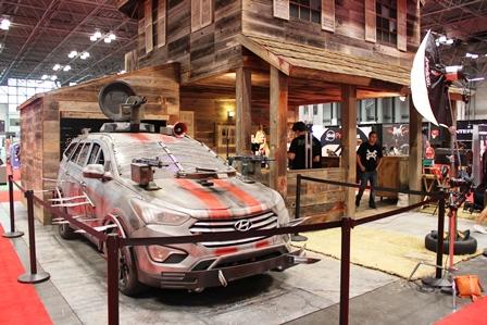NYCC 2013 D1-5 TWD ChopShop