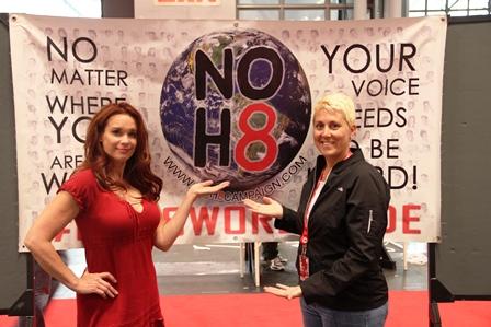 NYCC 2013 D1-9 AntiBullying & NOH8