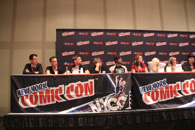 NYCC 2013 Anti-Bullying Panel