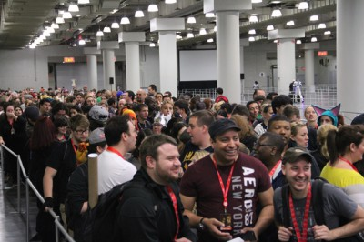 Defiance fans at NYCC Day 4