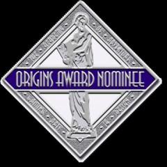 Origins 2014 Nominee Seal