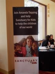 Sanctuary for Kids-EvoExpo 2014