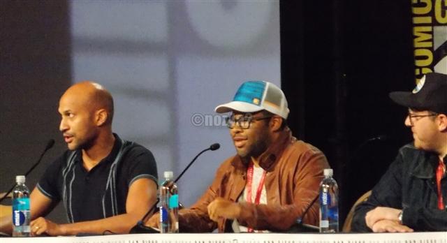 Key & Peele Panel-SDCC 2014