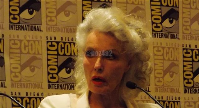 Julie Newmar (Catwoman) SDCC 2014