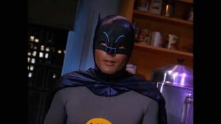 NYCC 2014 Adam as Batman