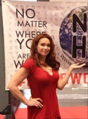 NYCC 2014 Chase Masterson