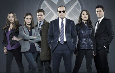 NYCC 2014 Agents of SHIELD