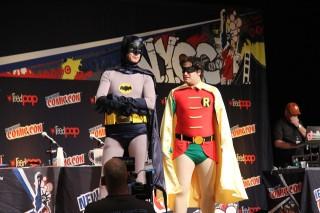Batman and Robin Cosplay