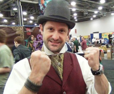 Grant Wilson from Rather Dashing Games