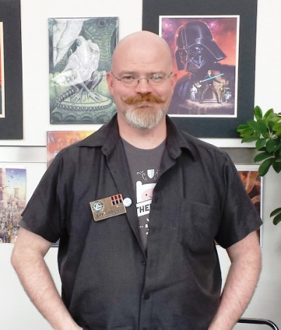Jeff Carlisle Profile Pic from Origins Book