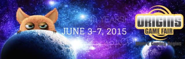Origins Game Fair 2015 Home Page