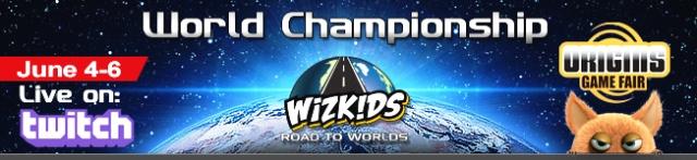 WizKids World Championships at Origins& on Twitch