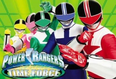 Power Rangers Time Force Photo