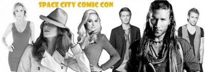 Space City Comic Con Banner