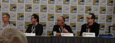 SDCC 2015 CW3PR Syfy Chills and Thrills panel guests