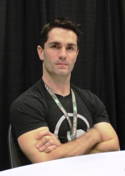 Sam Witwer Interview photo 1