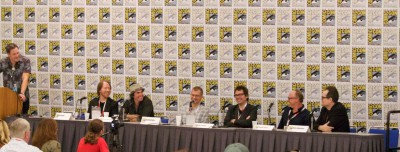 SDCC 2015 Syfy Chills and Thrills panel image courtesy CW3PR