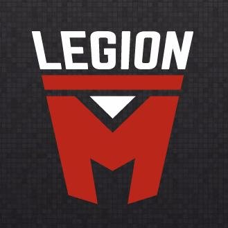 Legion M logo - Click to visit and follow The Legion M on Twitter!