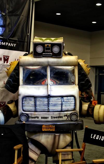 SVCC 2016 The Legion M robots