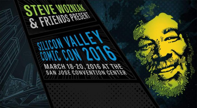 Silicon Valley ComicCon poster - 800x440