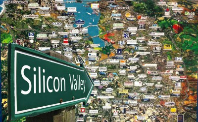 Silicon Valley poster courtesy of Nation of Change - click to learn more at their official web site!