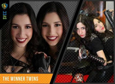 Click to learn about the Winner Twins attending SVCC