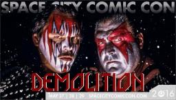 WWE: Demolition