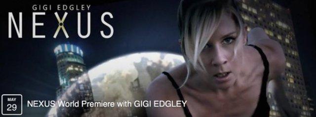 Nexus banner poster - Image courtesy Gigi Edgley on Twitter