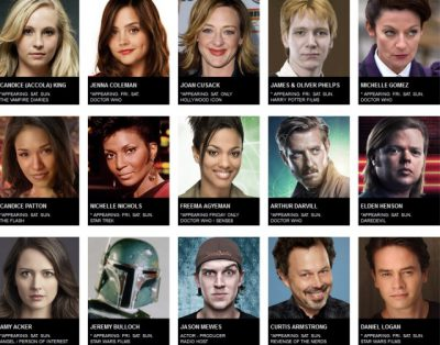 Click to visit the official Fan Expo web site to learn about all the fabulous guests!