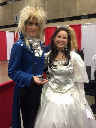 Fan Expo Dallas Labyrinth Cosplay 2015