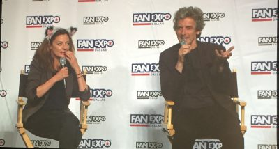 Fan Expo Dallas 2016 Peter Capaldi