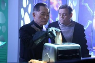S1x22 It Has Begun featuring George Takei_and_Mark Hamill