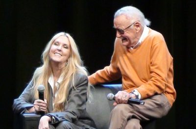 SVCC 2016 Stan and daughter JC Lee