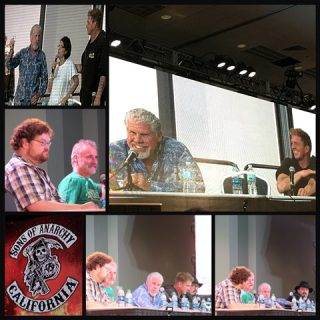 Sons of Anarchy Panel