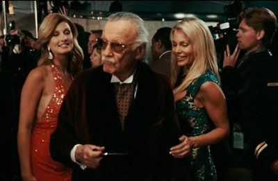 Stan Lee in Deadpool!