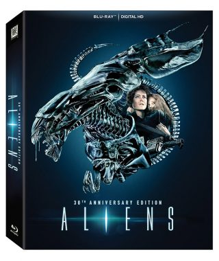 SDCC 2016 Aliens 30th Anniversary - Click to purchase the special Blu-Ray edition!