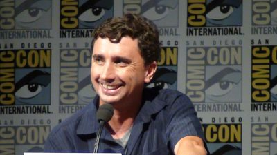 SDCC 2016 Sharknado 4 Panel Director Anthony Ferrante