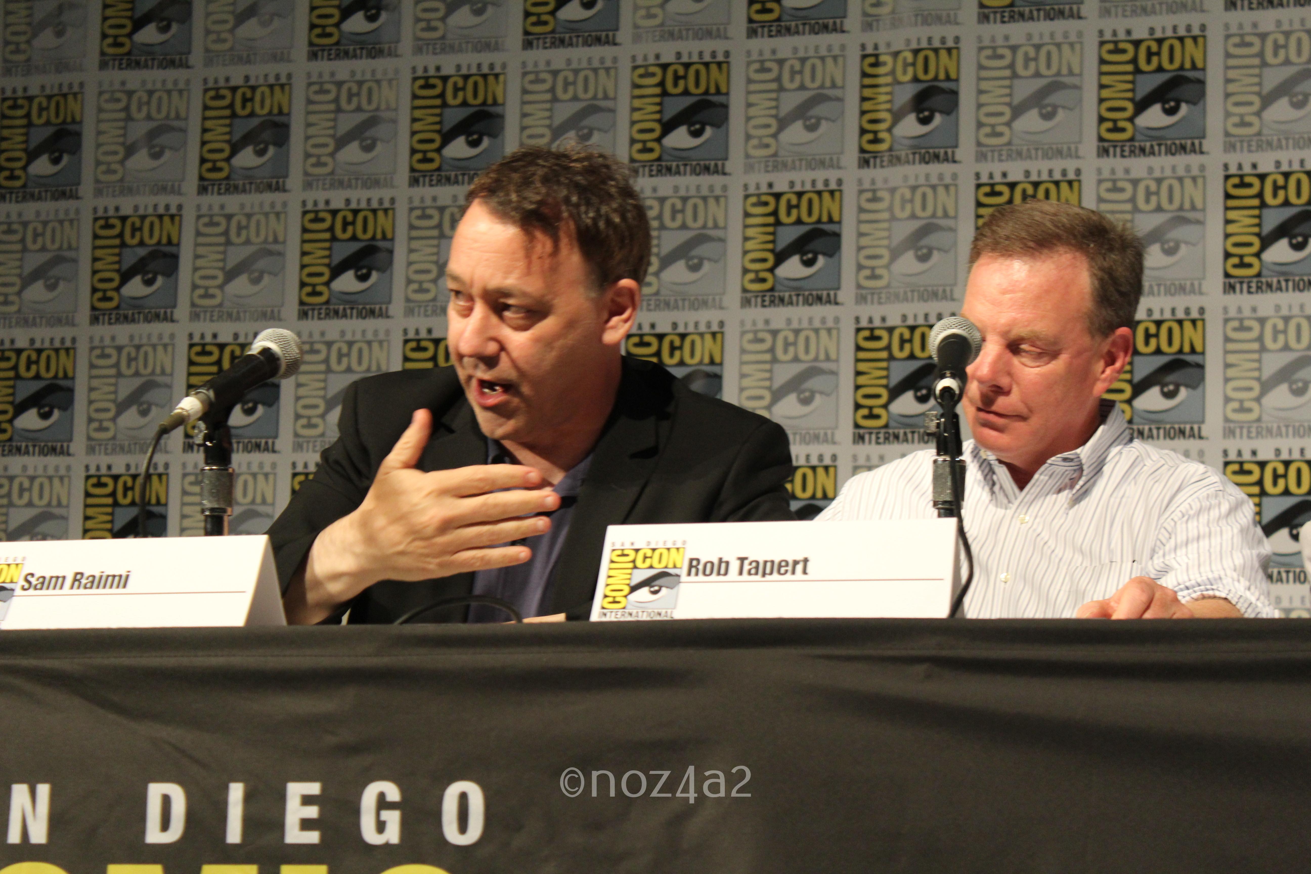 Sam Raimi & Rob Tapert