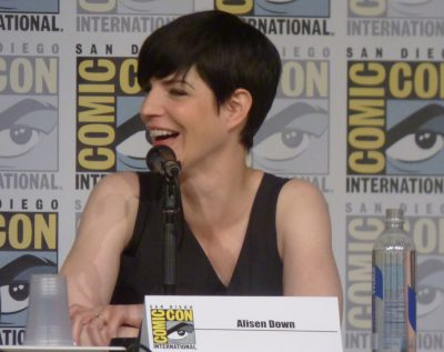 SDCC 2017 12 Monkeys Panel Alisen Down