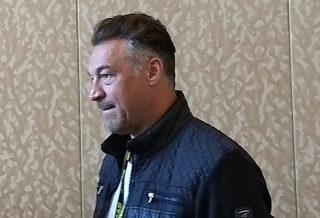 SDCC 2017 Aleks Paunovic Van Helsing Press