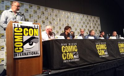 SDCC 2017 Ghost Wars panel